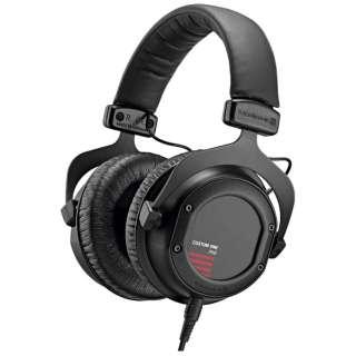 ヘッドホン Premiumline Black CUSTOM ONE PRO PLUS [リモコン・マイク対応 /φ3.5mm ミニプラグ]