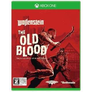 ウルフェンシュタイン:ザ オールドブラッド【Xbox Oneゲームソフト】
