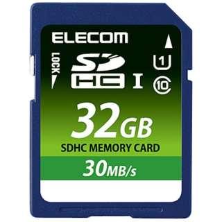 SDHCカード MF-FSU11LRAシリーズ MF-FS032GU11LRA [32GB /Class10]