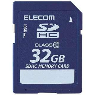 SDHCカード MF-FSDC10Rシリーズ MF-FSD032GC10R [32GB /Class10]