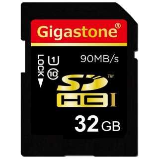 SDHCカード ウルトラハイスピードシリーズ GJS10/32GU94 [32GB /Class10]