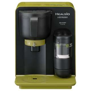 TE-GS10B-G お茶メーカー HEALSIO(ヘルシオ)お茶プレッソ グリーン系
