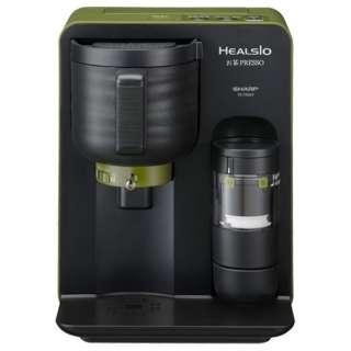 TE-TS56V-G お茶メーカー HEALSIO(ヘルシオ)お茶プレッソ グリーン系