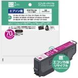 ECI-E70L-M 互換プリンターインク マゼンタ(大容量)