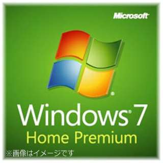 〔DSP版:新規インストール〕 Windows 7 Home Premium 32bit DVD(単体販売モデル/LCP)