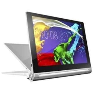【アウトレット品】[LTE対応]YOGA Tablet 2-1050L [Androidタブレット・SIMフリー] 59434335 (2014年モデル・プラチナ)【外装不良品】 59434335 プラチナ [10.1型ワイド /ストレージ:16GB /SIMフリーモデル]