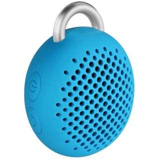 DVM002-LBL ブルートゥース スピーカー Divoom(ディブーム)BLUETUNE BEAN ライトブルー [Bluetooth対応]