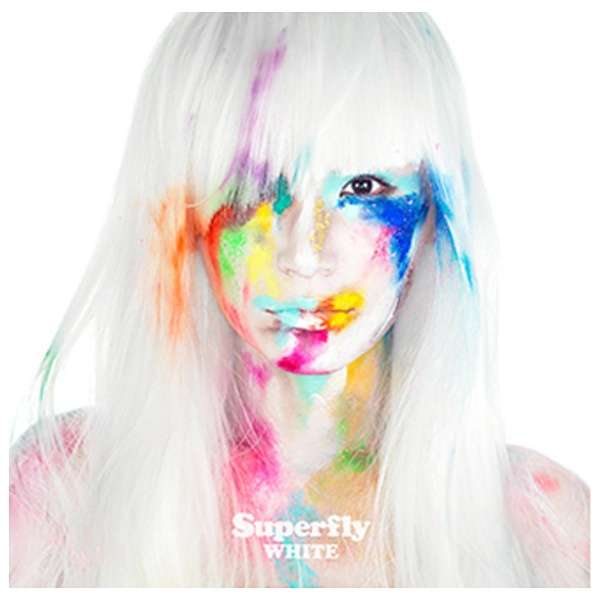 Superfly/WHITE 通常盤 【CD】
