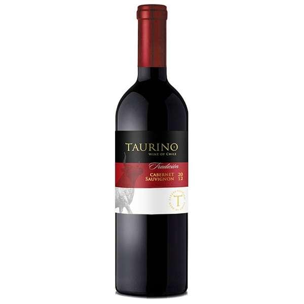 タウリーノ・デ・チリ カベルネソーヴィニヨン 750ml【赤ワイン】