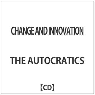 THE AUTOCRATICS/CHANGE AND INNOVATION 【CD】
