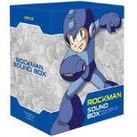 (ゲーム・ミュージック)/ロックマン サウンドBOX 【CD】