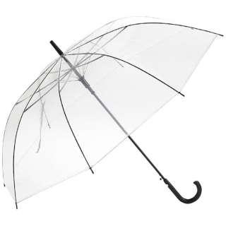 ビニール長傘 ジャンプ式 エコロジー PO200-1L70-UJ [雨傘 /70cm]