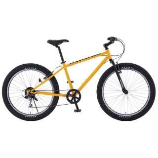 26型 マウンテンバイク HUMMER TANK3.0(イエロー/410サイズ) TANK3.0 【組立商品につき返品不可】