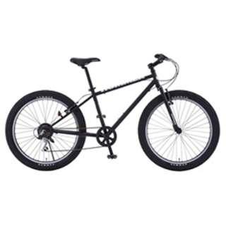 26型 マウンテンバイク HUMMER TANK3.0(ブラック/410サイズ) TANK3.0 【組立商品につき返品不可】