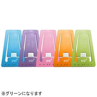 iPhone / iPod対応 Lightning ⇔ USBケーブル 充電・転送 (0.3m・グリーン) MFi認証 6PCJ-008R0002A