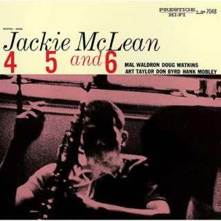 ジャッキー・マクリーン/ 4、5&6 生産限定盤 【CD】
