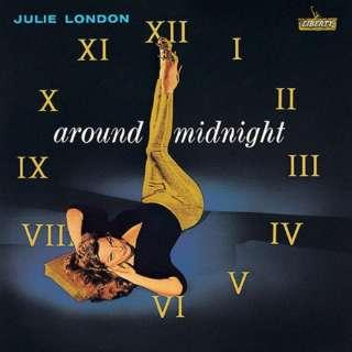 ジュリー・ロンドン/ アラウンド・ミッドナイト 生産限定盤 【CD】
