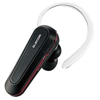 LBT-HPS03BK ヘッドセット ブラック [ワイヤレス(Bluetooth) /片耳 /イヤフックタイプ]
