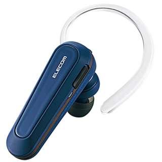 LBT-HPS03NV ヘッドセット ネイビー [ワイヤレス(Bluetooth) /片耳 /イヤフックタイプ]
