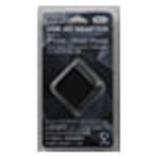 スマホ用USB充電コンセントアダプタ ST-ACS3BK ブラック