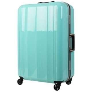 TSAロック搭載スーツケース 超軽量キャリー(90L) 6702-70 ミントグリーン