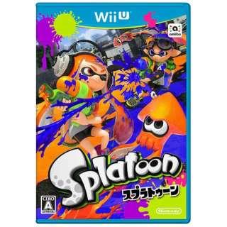 Splatoon(スプラトゥーン)【Wii Uゲームソフト】
