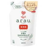 arau(アラウ)洗濯用リンス仕上 つめかえ用(650ml)〔衣類洗剤〕