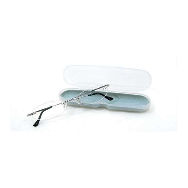 携帯用老眼鏡 テングラス TP-02(シャイニーマット/+1.50)
