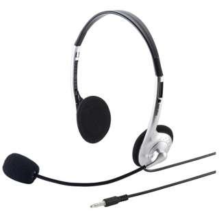 MMHS526TAB ヘッドセット [φ3.5mmミニプラグ /両耳 /ヘッドバンドタイプ]