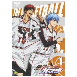 黒子のバスケ 3rd SEASON 1 特装限定版 【DVD】
