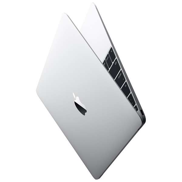 MacBook 12インチ[2015年/SSD 256GB/メモリ 8GB/1.1GHzデュアルコアCore M]シルバー MF855J/A