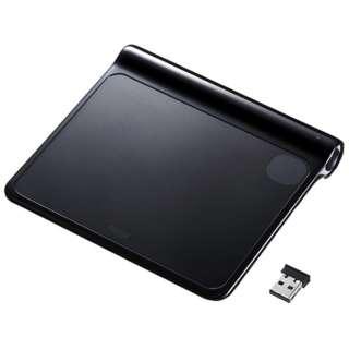 MA-TPW02BK マウス ブラック  [USB /無線(ワイヤレス)]