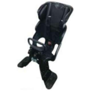 フロント用チャイルドシート ルラビーデラックス(ブラック) FCS-LD2