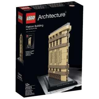 LEGO(レゴ) 21023 アーキテクチャー フラットアイアンビルディング