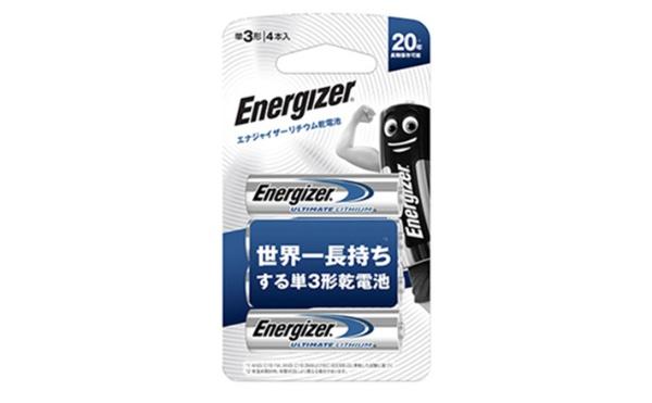 エナジャイザー リチウム乾電池 単3形 4本 BATLAA4P 1個 [1571]