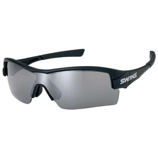 SWANS STRIX・H(マットブラック×ブラック/シルバーミラー×スモーク)STPIX H-0701 MBK