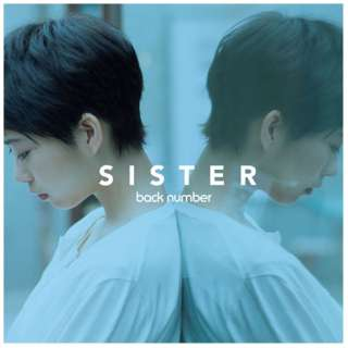 back number/SISTER 初回限定盤 【CD】