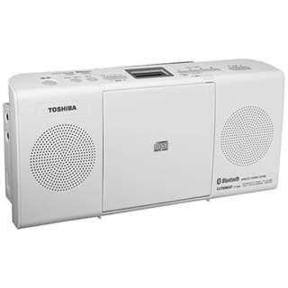 CDラジオ TY-CW26 ホワイト [Bluetooth対応 /ワイドFM対応]