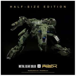 塗装済み可動フィギュア METAL GEAR REX (メタルギアREX) ハーフサイズ版