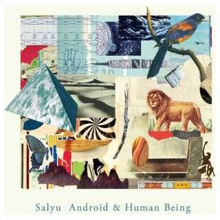 Salyu/Android & Human Being 初回限定盤 【CD】