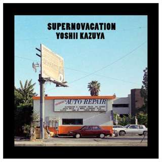 吉井和哉/SUPERNOVACATION 【CD】