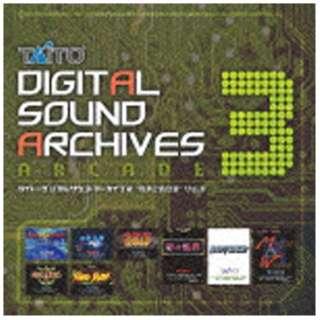 (ゲーム・ミュージック)/タイトーデジタルサウンドアーカイブス -ARCADE- Vol.3 【CD】