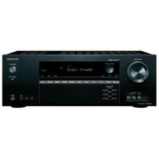 TX-SR343 B AVアンプ [ハイレゾ対応 /Bluetooth対応 /5.1ch]