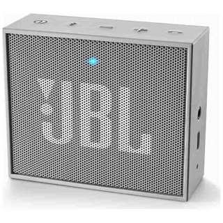 JBLGOGRAY ブルートゥース スピーカー グレー [Bluetooth対応]