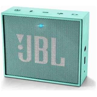 JBLGOTEAL ブルートゥース スピーカー ティール [Bluetooth対応]