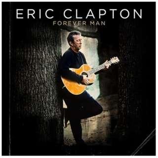 エリック・クラプトン/ベスト・オブ・エリック・クラプトン~フォーエヴァー・マン[スタンダード・エディション] 通常スタンダードエディション盤 【CD】
