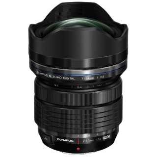 カメラレンズ ED 7-14mm F2.8 PRO M.ZUIKO DIGITAL(ズイコーデジタル) ブラック [マイクロフォーサーズ /ズームレンズ]
