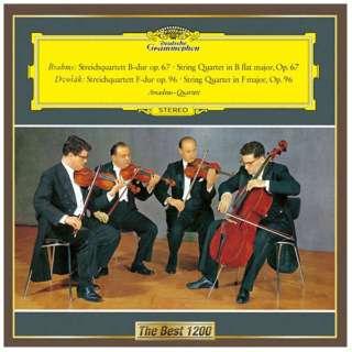 アマデウス弦楽四重奏団/ブラームス:弦楽四重奏曲第1番&第2番 【CD】