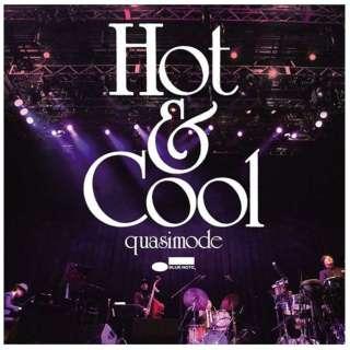 quasimode/Hot & Cool 【CD】