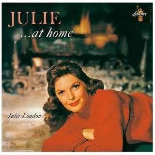 ジュリー・ロンドン/ジュリー・アット・ホーム 限定盤 【CD】